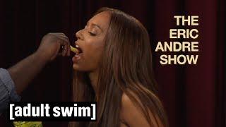 The Eric Andre Show | Mel B | Adult Swim UK 🇬🇧