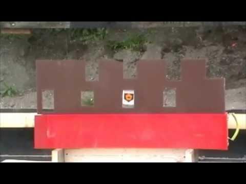 Mini McQueen Snap Target system