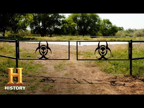 12 HOUR UFO HOTSPOT LIVE STREAM: Skinwalker Ranch Live Surveillance | History