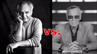 "STAN LEE VS. JACK ""THE KING"" KIRBY : THE FIGHT FOR HIS RIGHTS : HISTORY OF COMICS JACK KIRBY PT. 4"