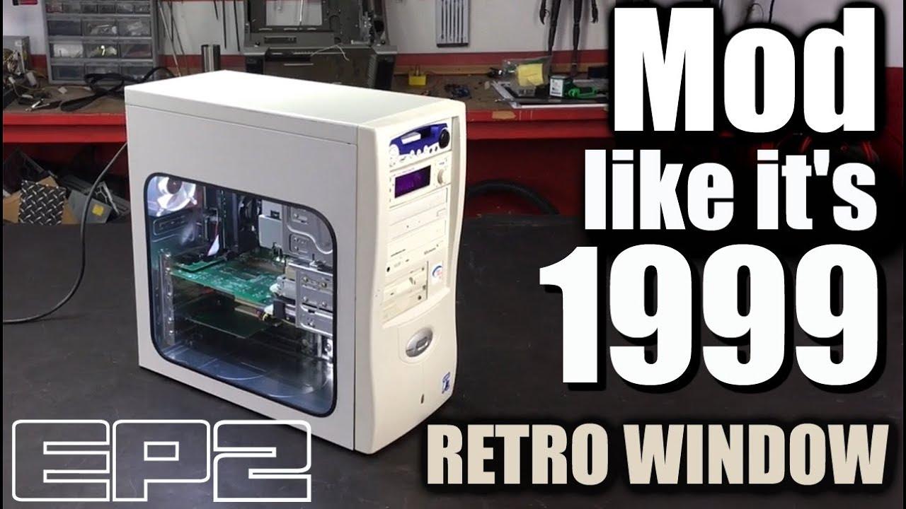 RETRO PC CASE BUILDS