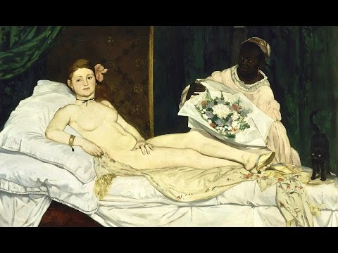 Édouard Manet Paintings!