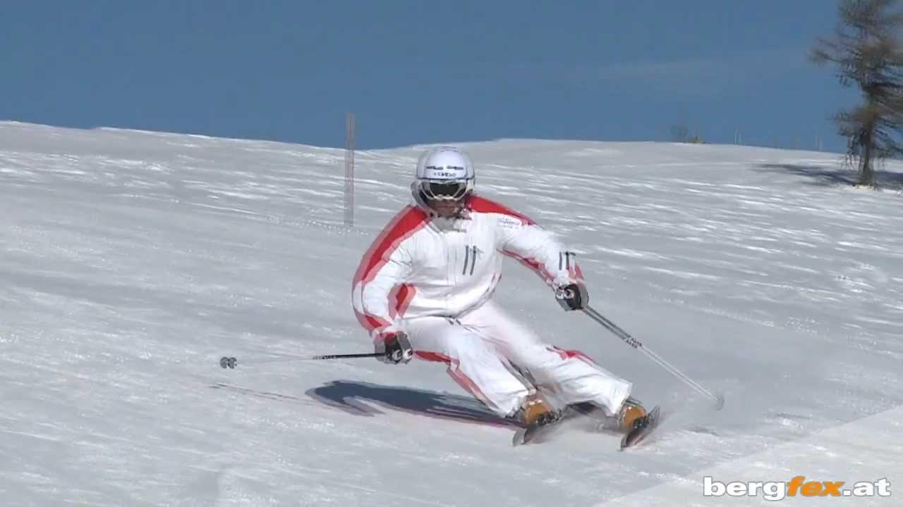 Bergfex skikurs carving technik für einsteiger skifahren youtube