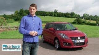 Suzuki Swift Sport hatchback review - CarBuyer Video