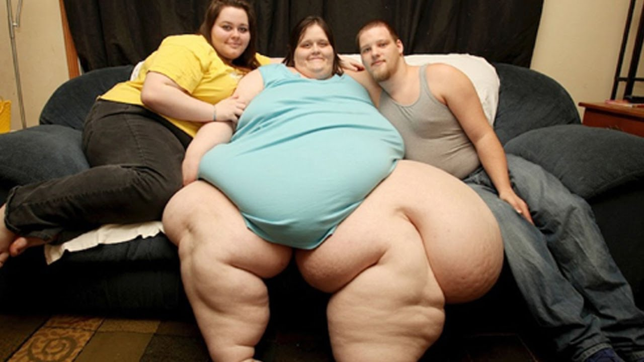 women world person Fattest the in