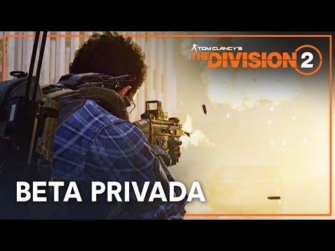 The Division 2 - Beta Privada