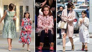 Katie Holmes & Tom Cruise's Daughter - 2018 (Suri Cruise) streaming