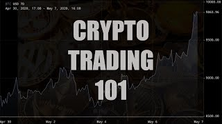 Cryptocurrency Trading 101 - Day/Swing Trading - Part 2/3