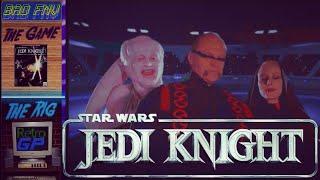 Star Wars JEDI KNIGHT (1997) Level 1, 3DFX Voodoo 2 - BAD FMV - Retro GP