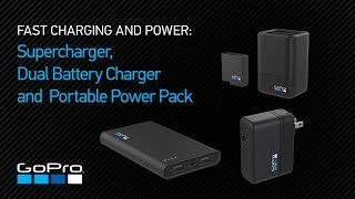 GoPro: Fast-Charging and Power