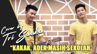 Download Mp3 Kaka, Ade Masih Sekolah - Amelia Cover By Cahyo Ft Tri Suaka