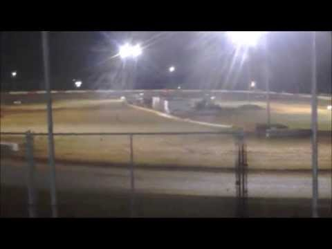 8-22-15 late model main coos bay speedway