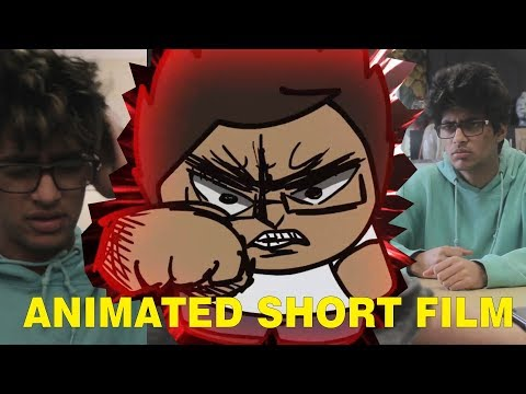 Artist vs Mixtape (ShortFilm) Animator Vs Soundcloud Rapper