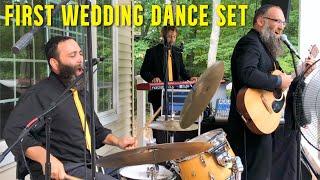 First Wedding Dance Set - Outdoor COVID Wedding