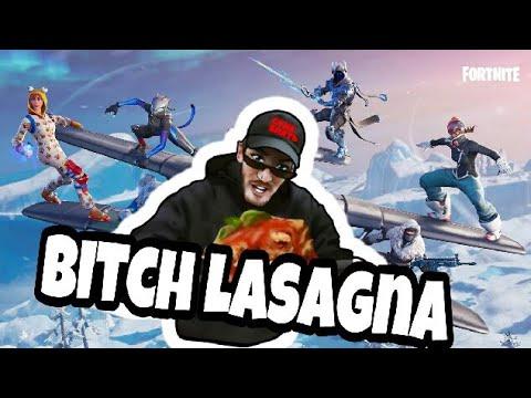 Bitch Lasagna (metal cover)