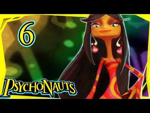 Let's Play Psychonauts Part 6 - Milla's Dance Party [Gameplay/Walkthrough]