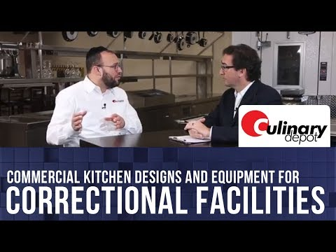 Correctional Facilities | All About Commercial Kitchen Design And Equipment, Full Prison Package