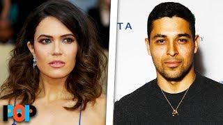 Mandy Moore Says Wilmer Valderrama Lied About Having Sex With Her