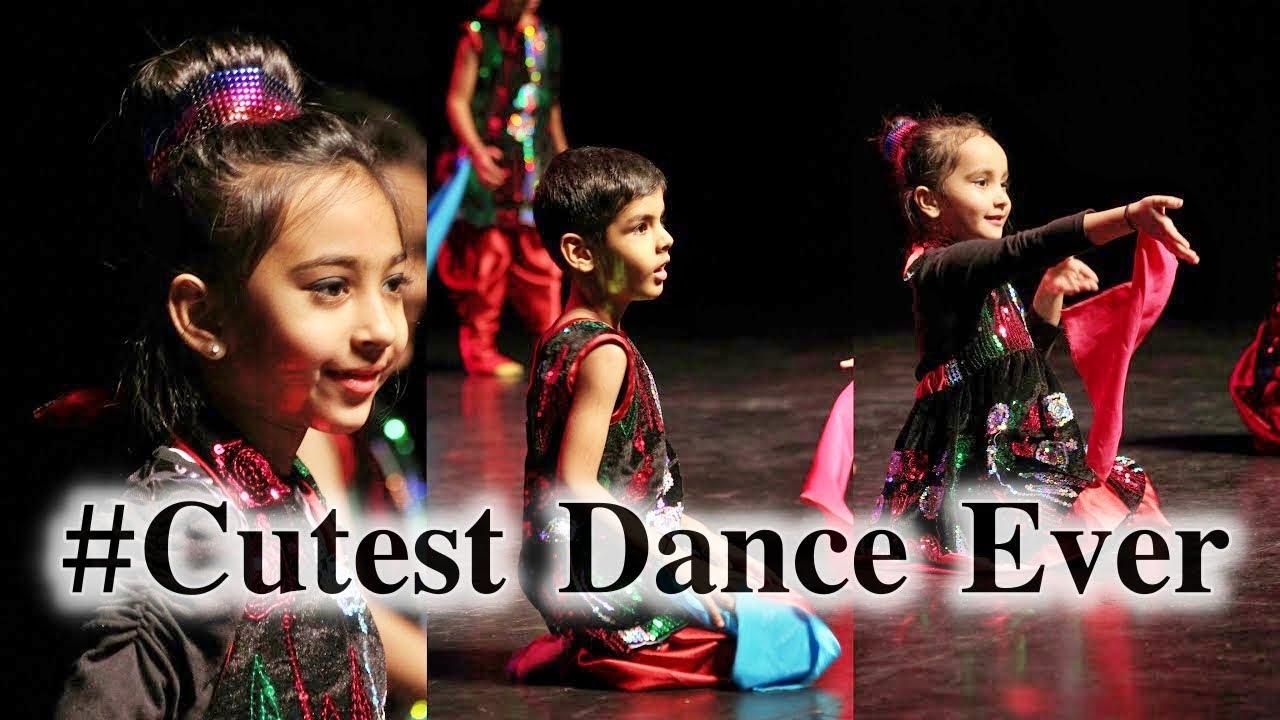 8a4586bdc575 Bollywood Kids Dance Performance