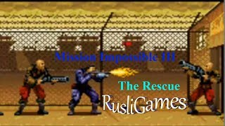 Mission impossible III level 1 The Rescue  java game RusliGames