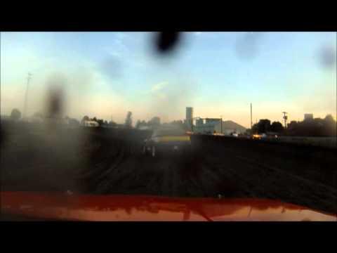 Farmer city Raceway June 15, 2012 Hornet heat race