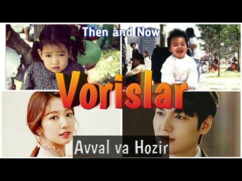 Vorislar (Avval va Hozir) - The Heirs (Then and Now) / KoreanTV
