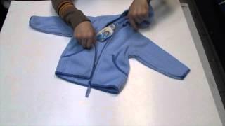 Осенняя куртка из флиса для малышей(, 2014-11-27T10:04:28.000Z)