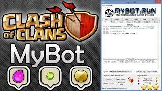 clash of clans bot 2019 ,v7.6.5