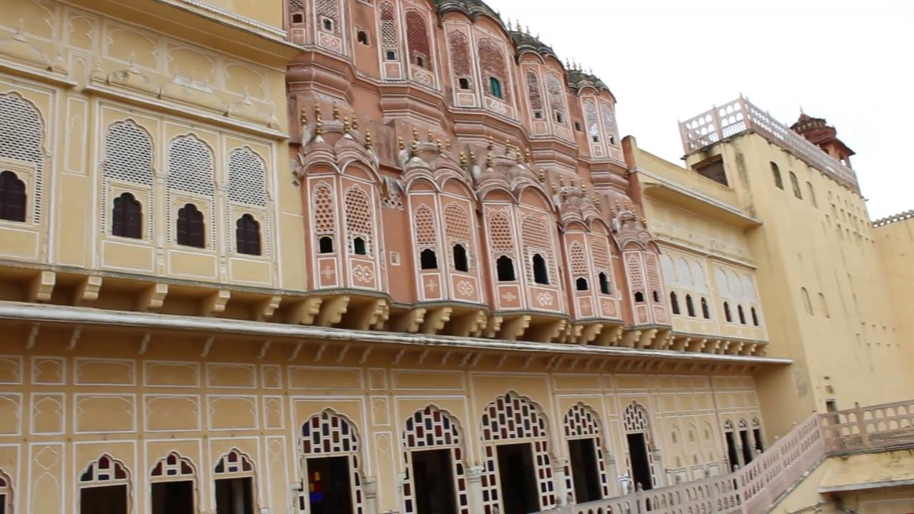 Hawa Mahal Hd Images: Inside Hawa Mahal, Jaipur