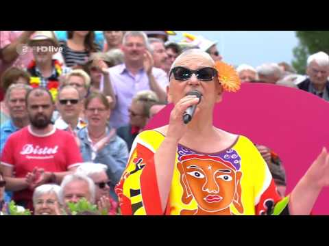 Desireless  Voyage, Voyage - ZDF Fernsehgarten 03.07.2016