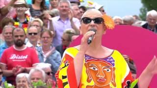 Desireless Voyage Voyage ZDF Fernsehgarten 03 07 2016