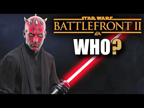 Star Wars Battlefront 2 - 8 Prequel Heroes We Could See!!
