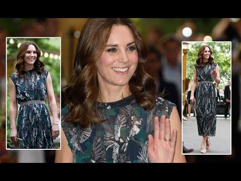 Thumbnail: This hidden detail on Kate Middleton's dress is very clever