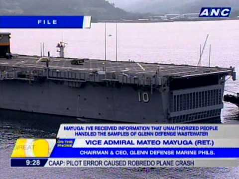 US Navy contractor questions SBMA testing procedure