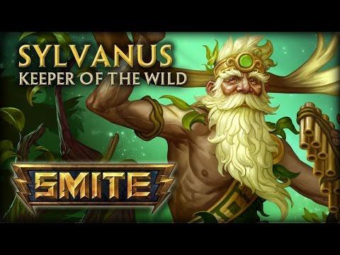 видео: smite - Сильванус/sylvanus ищет друзей!)