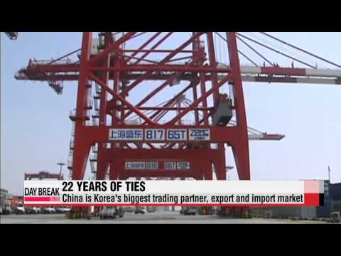 Slumping Korea′s exports to China sheds light on challenges of trade partnership