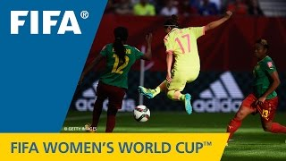 HIGHLIGHTS: Japan v. Cameroon - FIFA Women's World Cup 2015