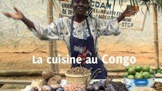 La Cuisine au Congo
