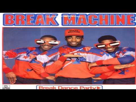 BREAK MACHINE *Street Dance* 1985 (extended version)