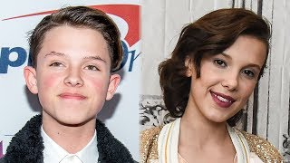 Jacob Sartorius Professes His LOVE for Millie Bobby Brown on Her Birthday