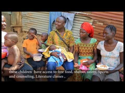 Street Girls, Teenage Mothers - slum outreach Alpha Female Empowerment Initiative