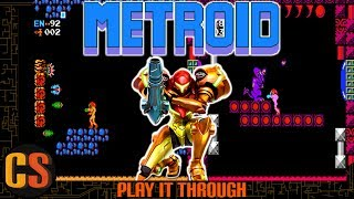METROID - PLAY IT THROUGH (100% BEST ENDING)