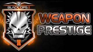 Black Ops 2 Weapon Prestige [How to prestige your weapon]