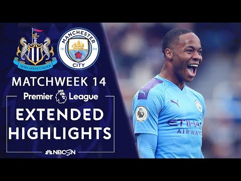 Newcastle United v. Manchester City | PREMIER LEAGUE HIGHLIGHTS | 11/30/19 | NBC Sports