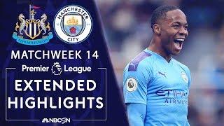Newcastle United v. Manchester City | PREMIER LEAGUE HIGHLIGHTS | 11/30/19 | NBC Sports