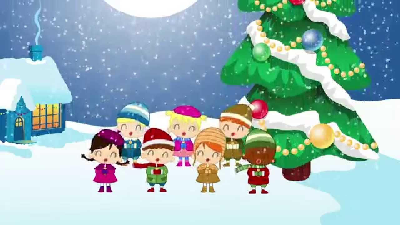 Buon natale tanti auguri a te canzoni per bambini e for Disegni di natale facili per bambini