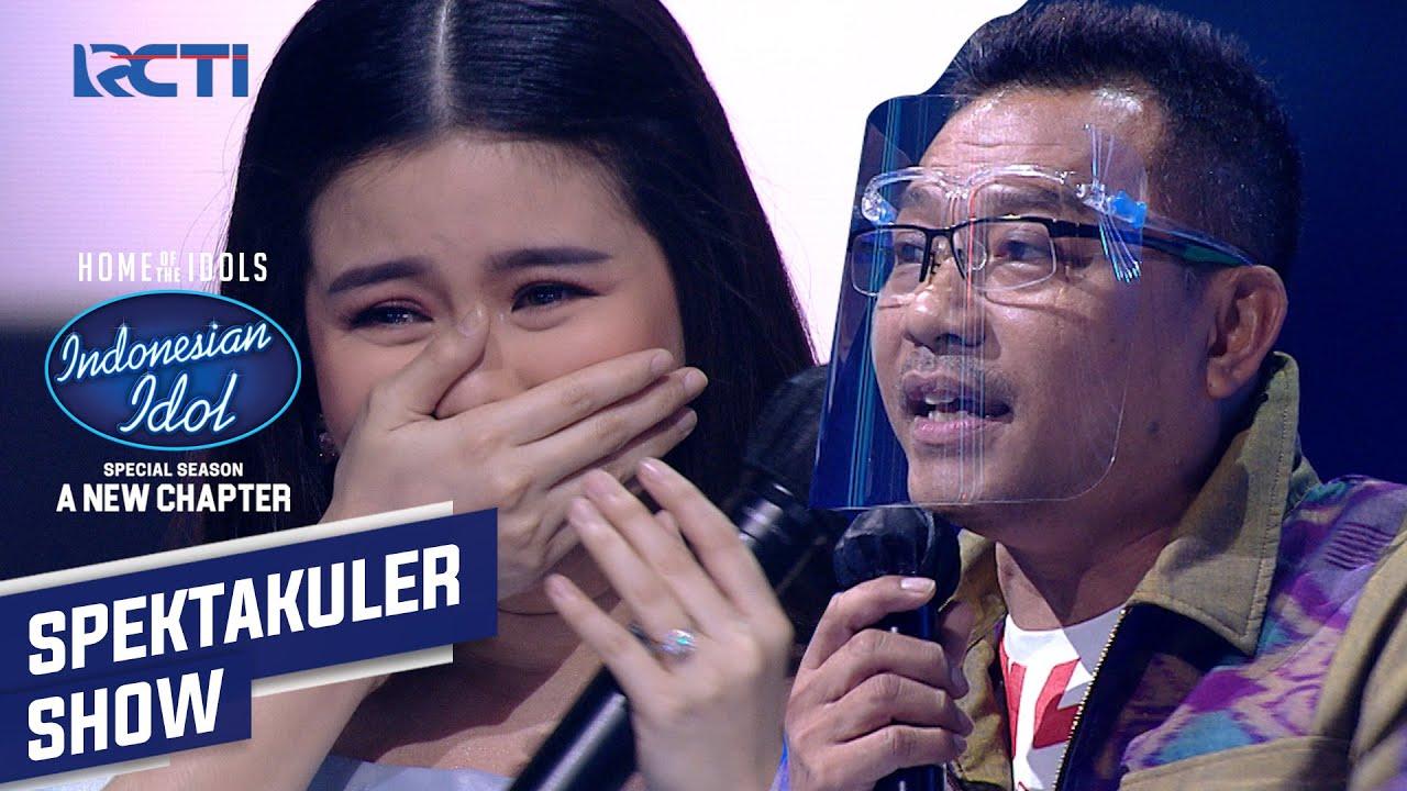 Download 5 Standing Ovation ! Melisa Berhasil Curi Perhatian Juri - Spekta Show TOP 14 - Indonesian Idol 2021