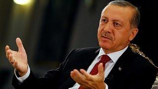 فيديو.. أردوغان: من سيصغي لأوهام