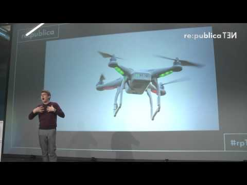 re:publica 2016 – Jeff Kowalski: The Shape of Things to Come on YouTube