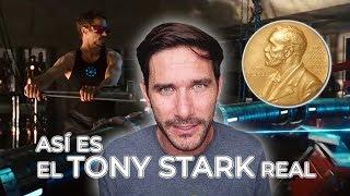 El sueno de Tony Stark se hace real